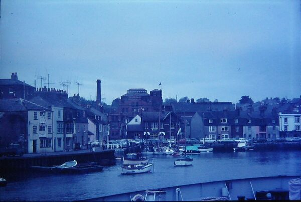 Weymouth Harbour with Groves and Devenish.JPG