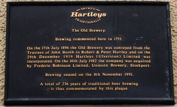 CumbriaUlverstonHartleys Brewery 2 TB 22Feb2007.jpg