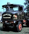 Fremlins steam lorry Sellinge 27 May 1974.jpg