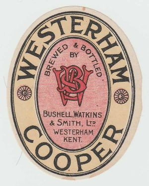 Bushell Watkins Smith label Cooper 1920s.jpg