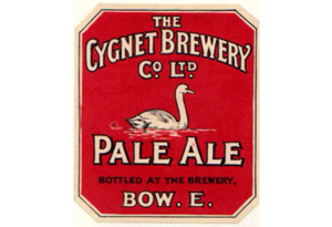 Cygnet Brewery Bow label 001.png