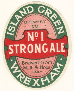Island Green Brewery Co No 1 Strong Ale.jpg