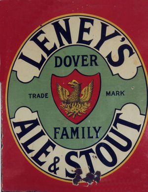 Leney sign 2008.jpg